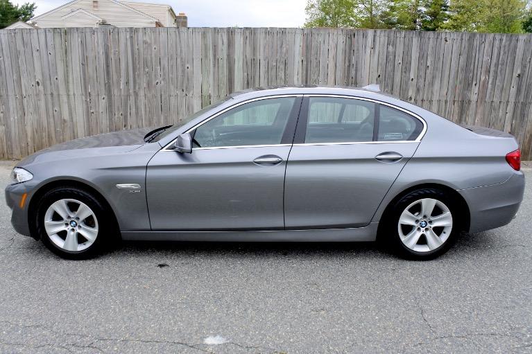Used 2012 BMW 5 Series 528i xDrive AWD Used 2012 BMW 5 Series 528i xDrive AWD for sale  at Metro West Motorcars LLC in Shrewsbury MA 2