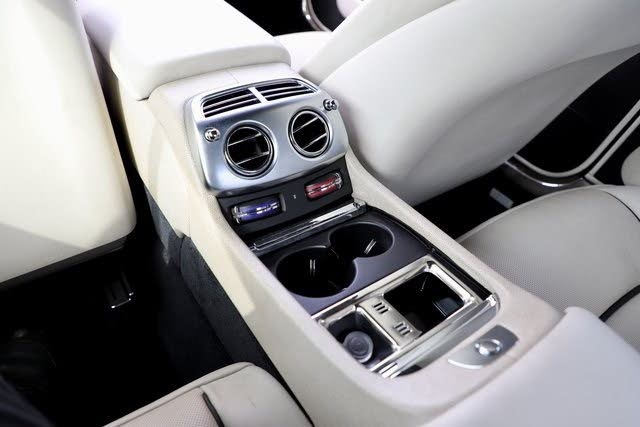 Used 2014 Rolls-Royce Wraith V12 Coupe Used 2014 Rolls-Royce Wraith V12 Coupe for sale  at Metro West Motorcars LLC in Shrewsbury MA 15