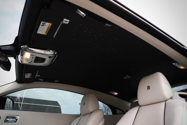 Used 2014 Rolls-Royce Wraith V12 Coupe Used 2014 Rolls-Royce Wraith V12 Coupe for sale  at Metro West Motorcars LLC in Shrewsbury MA 16