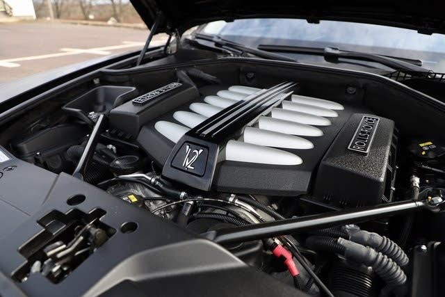Used 2014 Rolls-Royce Wraith V12 Coupe Used 2014 Rolls-Royce Wraith V12 Coupe for sale  at Metro West Motorcars LLC in Shrewsbury MA 18