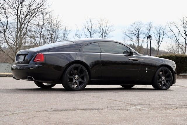 Used 2014 Rolls-Royce Wraith V12 Coupe Used 2014 Rolls-Royce Wraith V12 Coupe for sale  at Metro West Motorcars LLC in Shrewsbury MA 3
