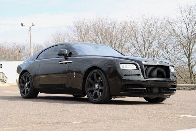 Used 2014 Rolls-Royce Wraith V12 Coupe Used 2014 Rolls-Royce Wraith V12 Coupe for sale  at Metro West Motorcars LLC in Shrewsbury MA 5
