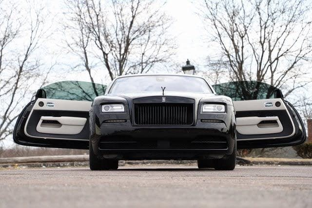 Used 2014 Rolls-Royce Wraith V12 Coupe Used 2014 Rolls-Royce Wraith V12 Coupe for sale  at Metro West Motorcars LLC in Shrewsbury MA 6