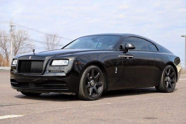 Used 2014 Rolls-Royce Wraith V12 Coupe Used 2014 Rolls-Royce Wraith V12 Coupe for sale  at Metro West Motorcars LLC in Shrewsbury MA 1