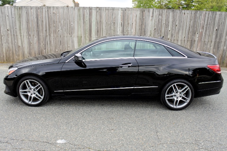 Used 2014 Mercedes-Benz E-class E 350 4MATIC Coupe Used 2014 Mercedes-Benz E-class E 350 4MATIC Coupe for sale  at Metro West Motorcars LLC in Shrewsbury MA 2