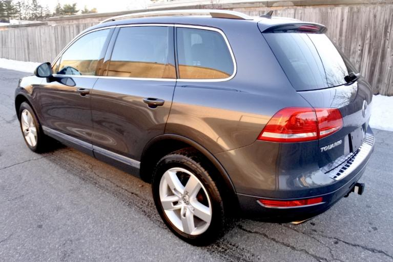 Used 2011 Volkswagen Touareg Hybrid 4MOTION Used 2011 Volkswagen Touareg Hybrid 4MOTION for sale  at Metro West Motorcars LLC in Shrewsbury MA 3