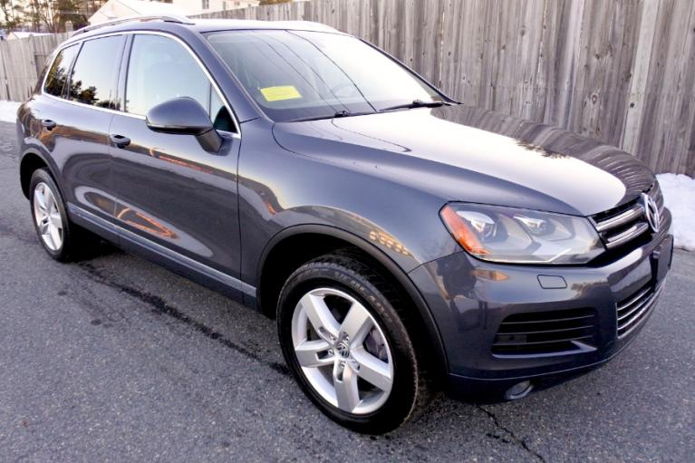 Used 2011 Volkswagen Touareg Hybrid 4MOTION Used 2011 Volkswagen Touareg Hybrid 4MOTION for sale  at Metro West Motorcars LLC in Shrewsbury MA 7