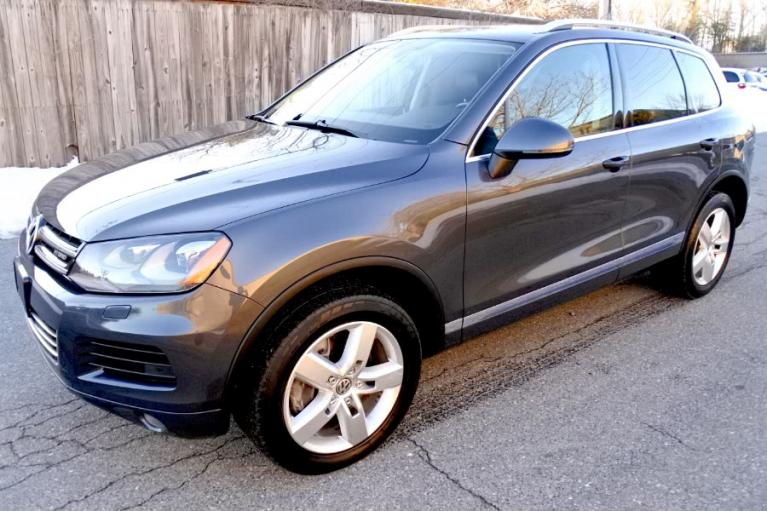 Used Used 2011 Volkswagen Touareg Hybrid 4MOTION for sale $12,990 at Metro West Motorcars LLC in Shrewsbury MA