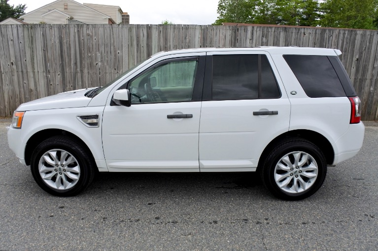 Used 2011 Land Rover Lr2 HSE AWD Used 2011 Land Rover Lr2 HSE AWD for sale  at Metro West Motorcars LLC in Shrewsbury MA 2