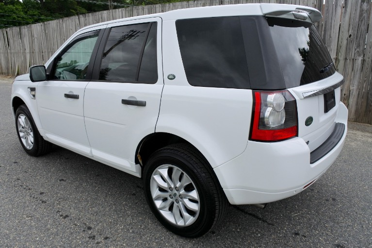 Used 2011 Land Rover Lr2 HSE AWD Used 2011 Land Rover Lr2 HSE AWD for sale  at Metro West Motorcars LLC in Shrewsbury MA 3