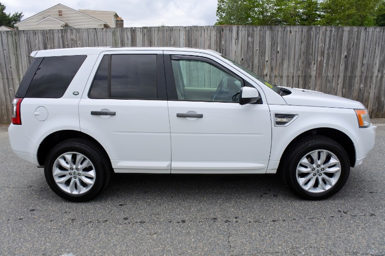 Used 2011 Land Rover Lr2 HSE AWD Used 2011 Land Rover Lr2 HSE AWD for sale  at Metro West Motorcars LLC in Shrewsbury MA 6