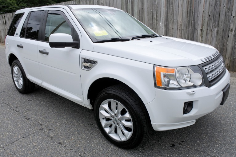 Used 2011 Land Rover Lr2 HSE AWD Used 2011 Land Rover Lr2 HSE AWD for sale  at Metro West Motorcars LLC in Shrewsbury MA 7