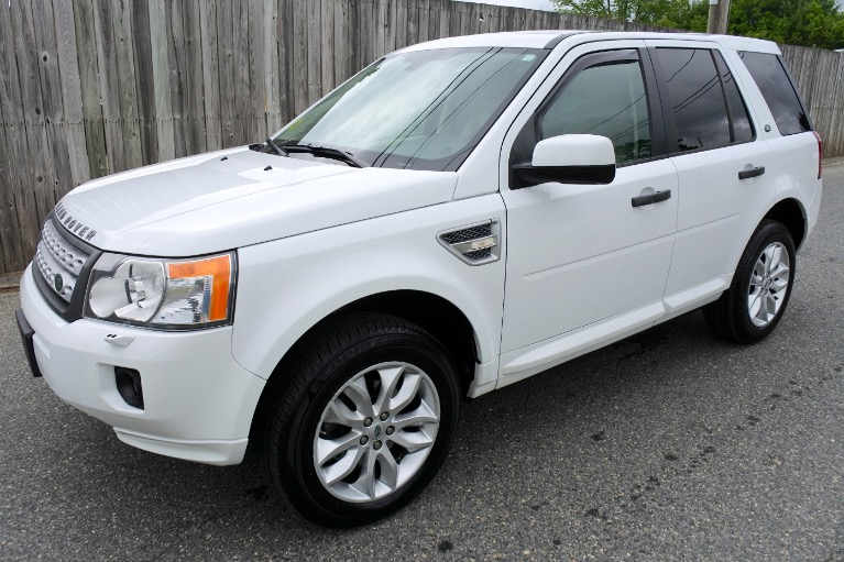 Used 2011 Land Rover Lr2 HSE AWD Used 2011 Land Rover Lr2 HSE AWD for sale  at Metro West Motorcars LLC in Shrewsbury MA 1