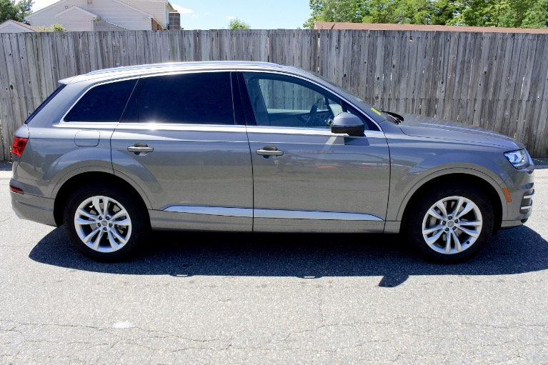 Used 2018 Audi Q7 2.0 Premium Plus Quattro Used 2018 Audi Q7 2.0 Premium Plus Quattro for sale  at Metro West Motorcars LLC in Shrewsbury MA 6