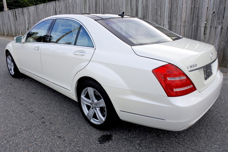 Used 2010 Mercedes-Benz S-class S550 4MATIC Used 2010 Mercedes-Benz S-class S550 4MATIC for sale  at Metro West Motorcars LLC in Shrewsbury MA 3