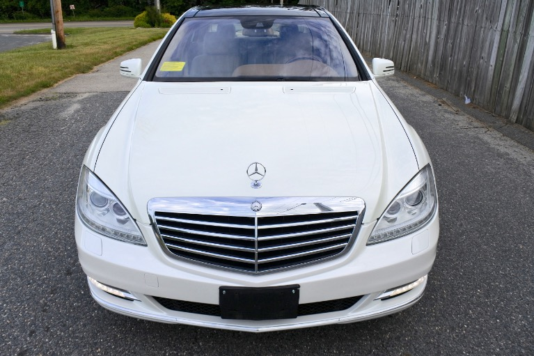 Used 2010 Mercedes-Benz S-class S550 4MATIC Used 2010 Mercedes-Benz S-class S550 4MATIC for sale  at Metro West Motorcars LLC in Shrewsbury MA 8