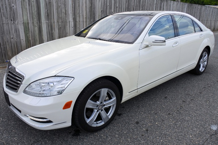 Used 2010 Mercedes-Benz S-class S550 4MATIC Used 2010 Mercedes-Benz S-class S550 4MATIC for sale  at Metro West Motorcars LLC in Shrewsbury MA 1