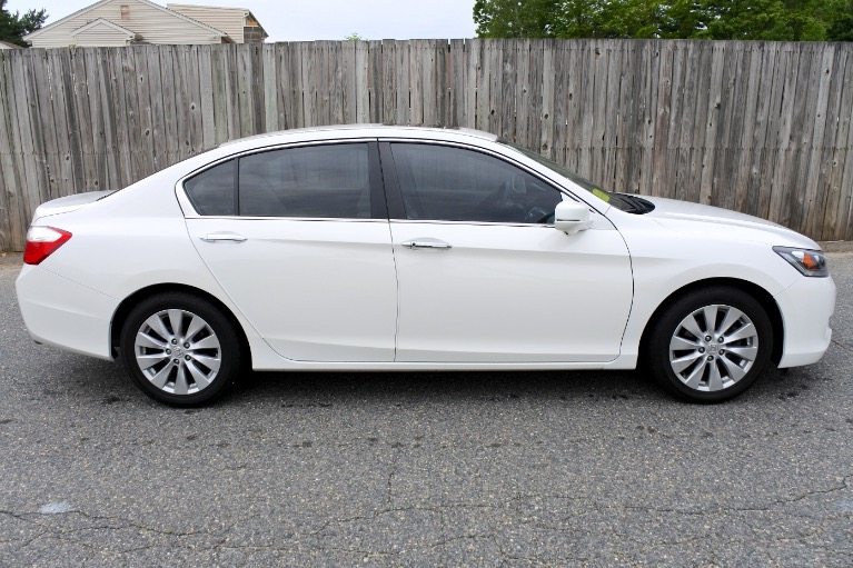 Used 2015 Honda Accord Sedan EX CVT Used 2015 Honda Accord Sedan EX CVT for sale  at Metro West Motorcars LLC in Shrewsbury MA 6