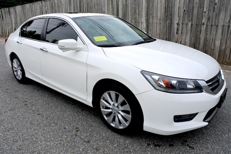 Used 2015 Honda Accord Sedan EX CVT Used 2015 Honda Accord Sedan EX CVT for sale  at Metro West Motorcars LLC in Shrewsbury MA 7