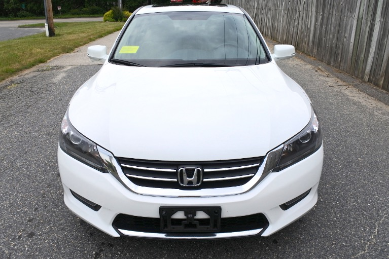Used 2015 Honda Accord Sedan EX CVT Used 2015 Honda Accord Sedan EX CVT for sale  at Metro West Motorcars LLC in Shrewsbury MA 8
