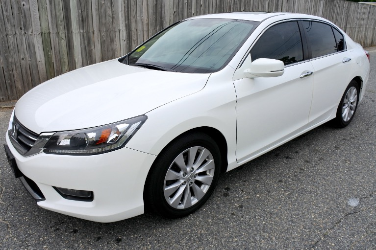 Used 2015 Honda Accord Sedan EX CVT Used 2015 Honda Accord Sedan EX CVT for sale  at Metro West Motorcars LLC in Shrewsbury MA 1