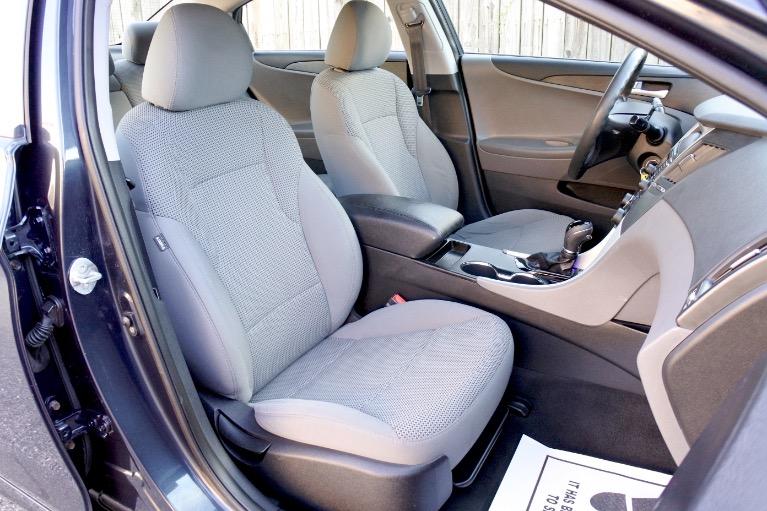 Used 2011 Hyundai Sonata GLS Used 2011 Hyundai Sonata GLS for sale  at Metro West Motorcars LLC in Shrewsbury MA 19