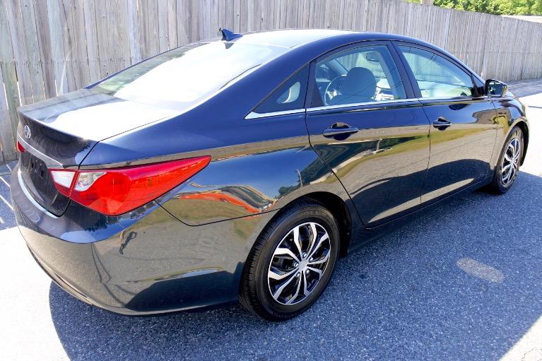 Used 2011 Hyundai Sonata GLS Used 2011 Hyundai Sonata GLS for sale  at Metro West Motorcars LLC in Shrewsbury MA 5