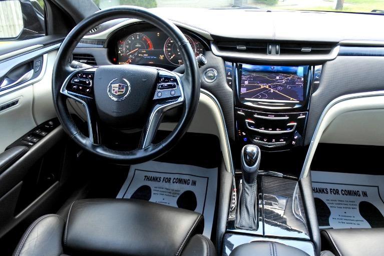 Used 2015 Cadillac Xts Vsport Platinum AWD Used 2015 Cadillac Xts Vsport Platinum AWD for sale  at Metro West Motorcars LLC in Shrewsbury MA 10