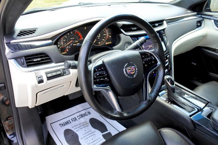 Used 2015 Cadillac Xts Vsport Platinum AWD Used 2015 Cadillac Xts Vsport Platinum AWD for sale  at Metro West Motorcars LLC in Shrewsbury MA 13