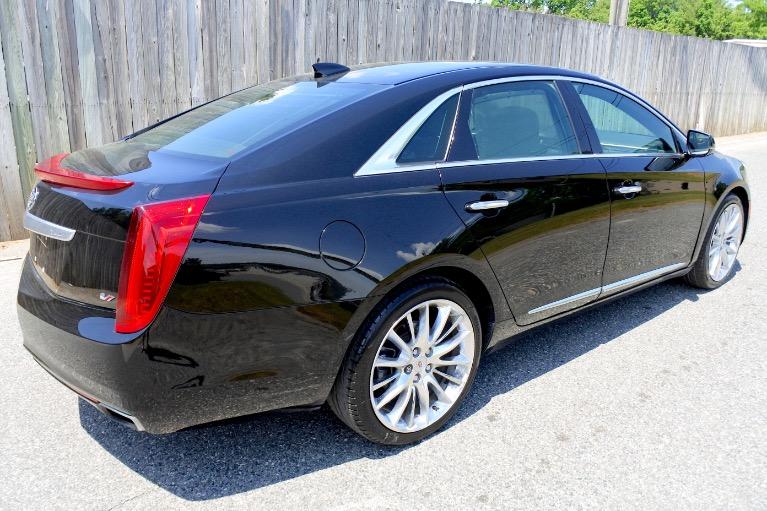 Used 2015 Cadillac Xts Vsport Platinum AWD Used 2015 Cadillac Xts Vsport Platinum AWD for sale  at Metro West Motorcars LLC in Shrewsbury MA 5