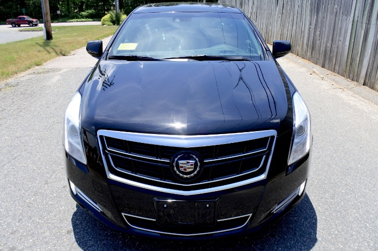 Used 2015 Cadillac Xts Vsport Platinum AWD Used 2015 Cadillac Xts Vsport Platinum AWD for sale  at Metro West Motorcars LLC in Shrewsbury MA 8
