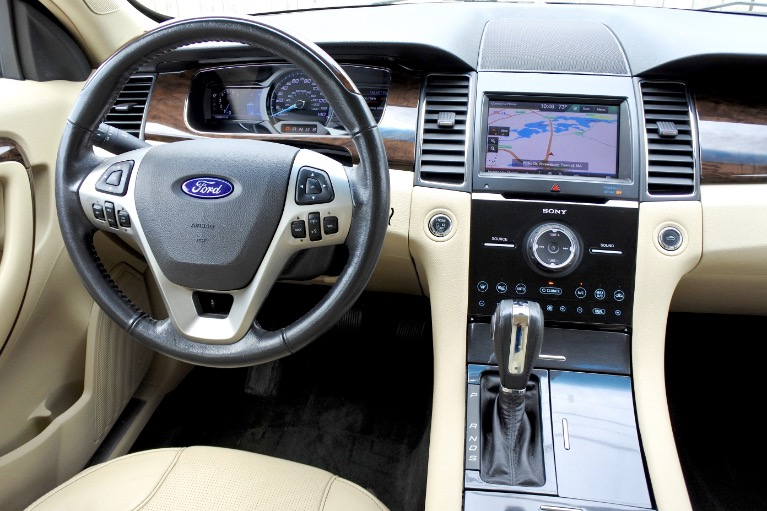 Used 2013 Ford Taurus Limited FWD Used 2013 Ford Taurus Limited FWD for sale  at Metro West Motorcars LLC in Shrewsbury MA 10