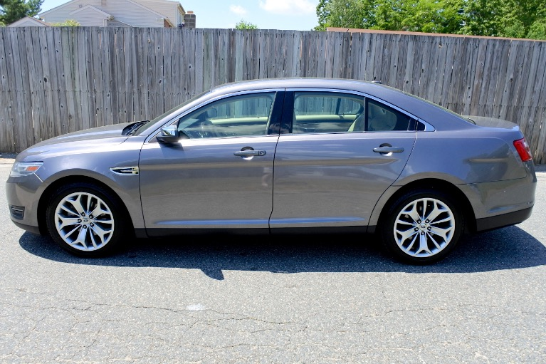 Used 2013 Ford Taurus Limited FWD Used 2013 Ford Taurus Limited FWD for sale  at Metro West Motorcars LLC in Shrewsbury MA 2