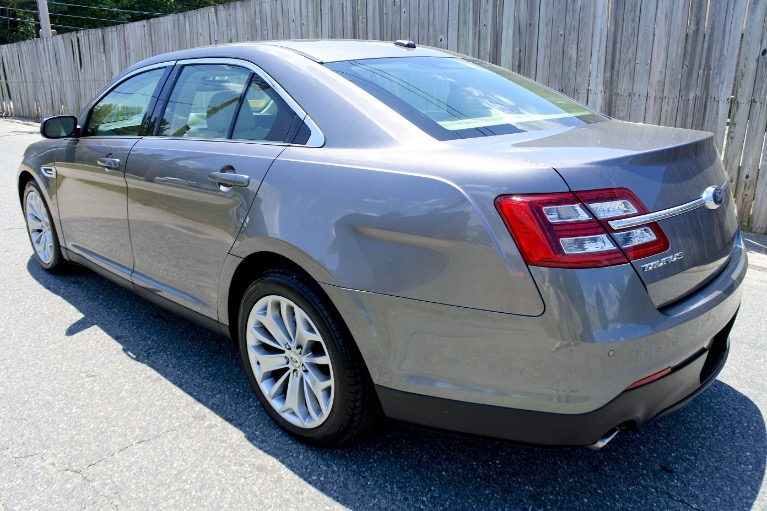 Used 2013 Ford Taurus Limited FWD Used 2013 Ford Taurus Limited FWD for sale  at Metro West Motorcars LLC in Shrewsbury MA 3