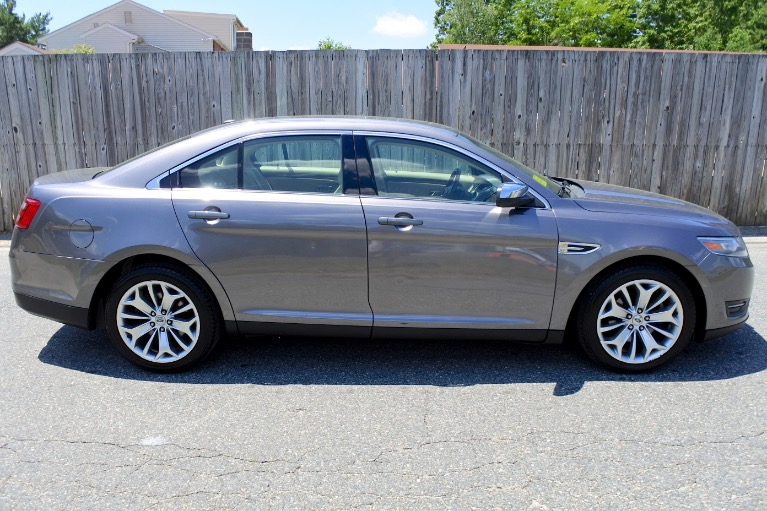 Used 2013 Ford Taurus Limited FWD Used 2013 Ford Taurus Limited FWD for sale  at Metro West Motorcars LLC in Shrewsbury MA 6