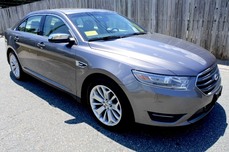 Used 2013 Ford Taurus Limited FWD Used 2013 Ford Taurus Limited FWD for sale  at Metro West Motorcars LLC in Shrewsbury MA 7
