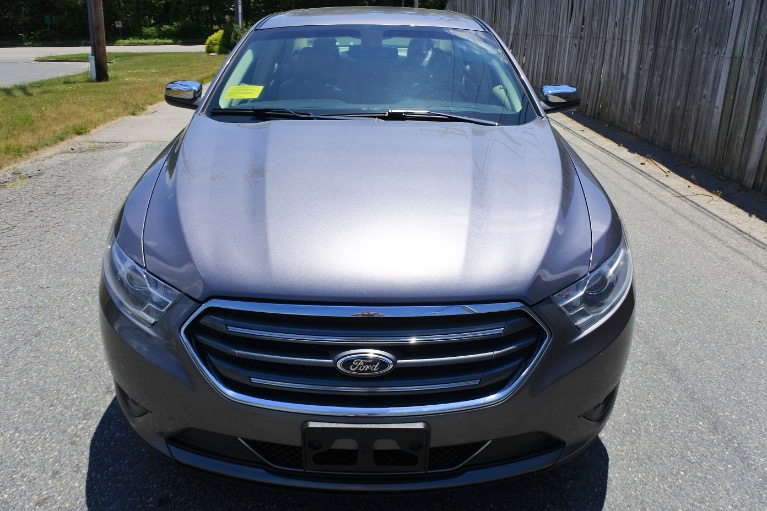 Used 2013 Ford Taurus Limited FWD Used 2013 Ford Taurus Limited FWD for sale  at Metro West Motorcars LLC in Shrewsbury MA 8