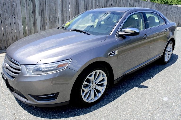 Used 2013 Ford Taurus Limited FWD Used 2013 Ford Taurus Limited FWD for sale  at Metro West Motorcars LLC in Shrewsbury MA 1