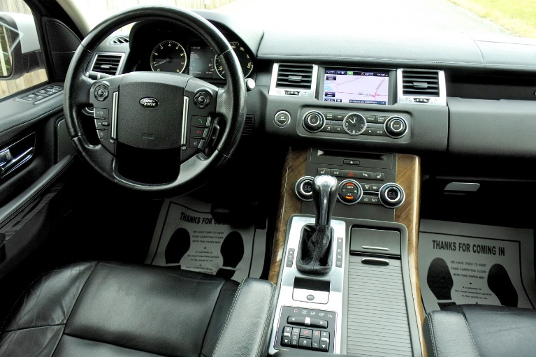 Used 2013 Land Rover Range Rover Sport HSE Limited Edition Used 2013 Land Rover Range Rover Sport HSE Limited Edition for sale  at Metro West Motorcars LLC in Shrewsbury MA 10