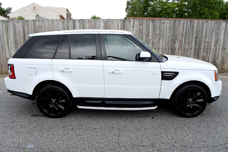 Used 2013 Land Rover Range Rover Sport HSE Limited Edition Used 2013 Land Rover Range Rover Sport HSE Limited Edition for sale  at Metro West Motorcars LLC in Shrewsbury MA 6