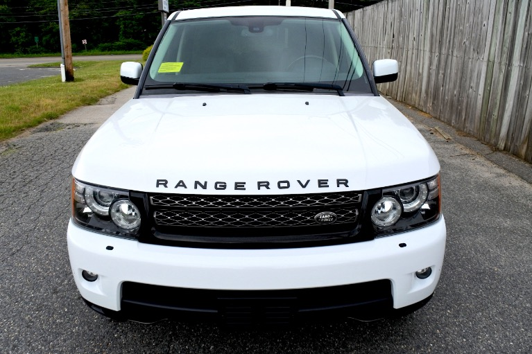 Used 2013 Land Rover Range Rover Sport HSE Limited Edition Used 2013 Land Rover Range Rover Sport HSE Limited Edition for sale  at Metro West Motorcars LLC in Shrewsbury MA 8