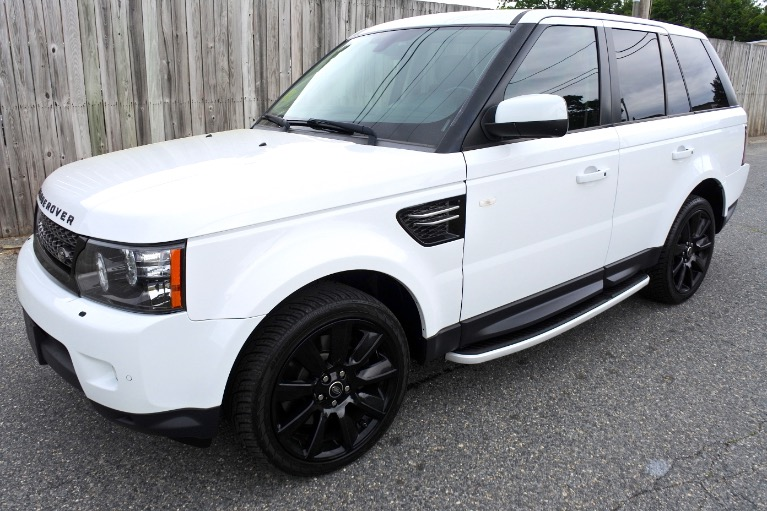 Used 2013 Land Rover Range Rover Sport HSE Limited Edition Used 2013 Land Rover Range Rover Sport HSE Limited Edition for sale  at Metro West Motorcars LLC in Shrewsbury MA 1
