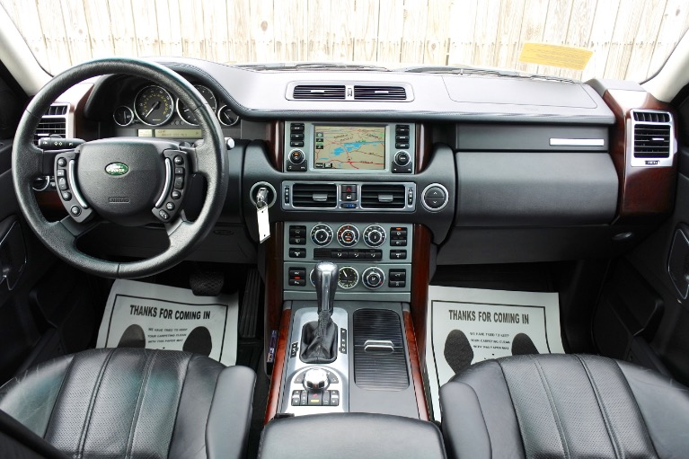 Used 2008 Land Rover Range Rover HSE Used 2008 Land Rover Range Rover HSE for sale  at Metro West Motorcars LLC in Shrewsbury MA 9