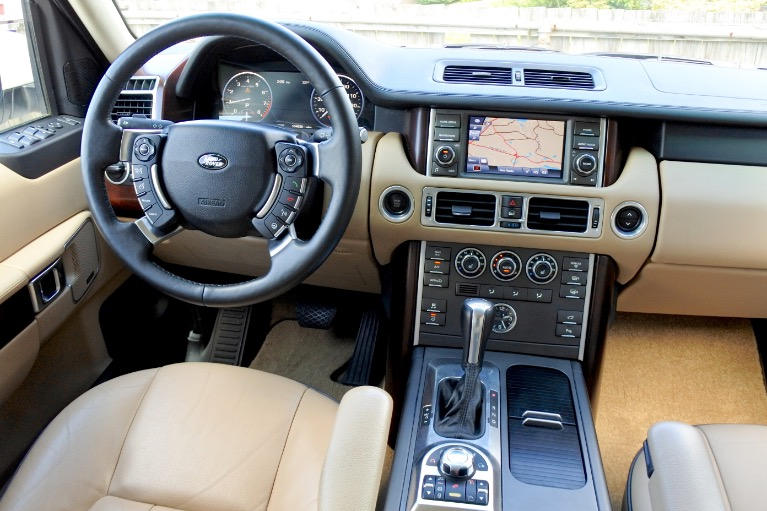 Used 2010 Land Rover Range Rover HSE Used 2010 Land Rover Range Rover HSE for sale  at Metro West Motorcars LLC in Shrewsbury MA 10