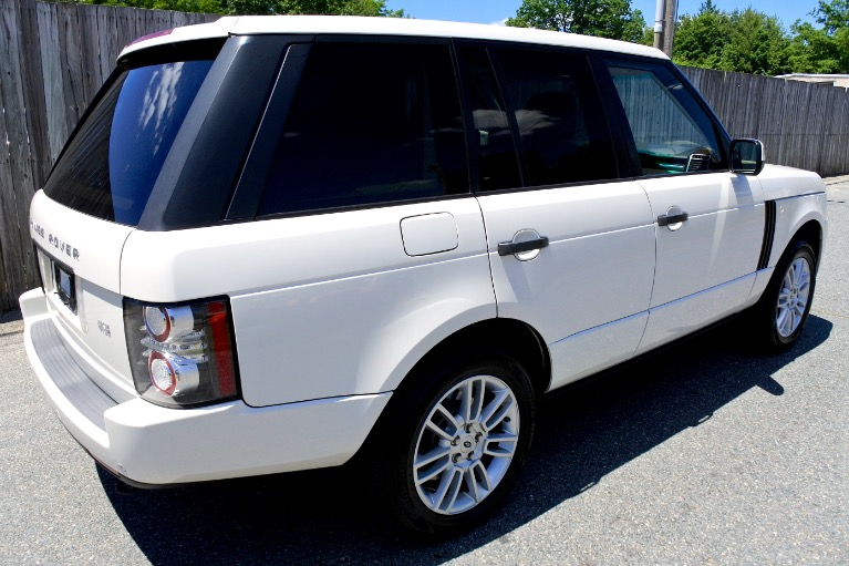 Used 2010 Land Rover Range Rover HSE Used 2010 Land Rover Range Rover HSE for sale  at Metro West Motorcars LLC in Shrewsbury MA 5