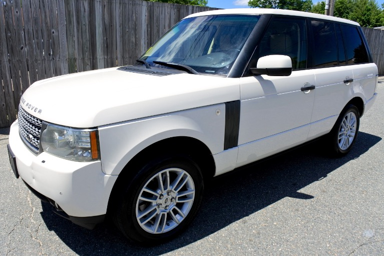 Used Used 2010 Land Rover Range Rover HSE for sale $13,800 at Metro West Motorcars LLC in Shrewsbury MA