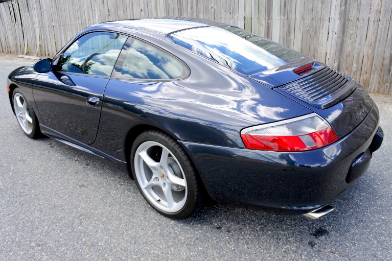 Used 2004 Porsche 911 Carrera 2 6-Spd Manual Used 2004 Porsche 911 Carrera 2 6-Spd Manual for sale  at Metro West Motorcars LLC in Shrewsbury MA 3