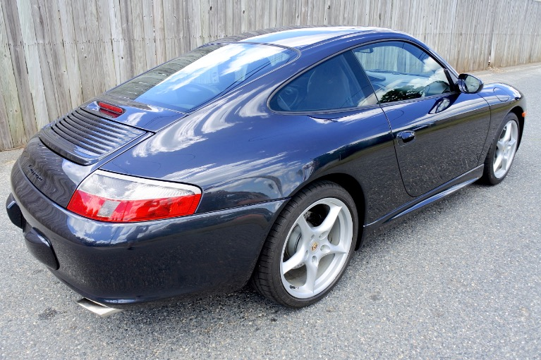 Used 2004 Porsche 911 Carrera 2 6-Spd Manual Used 2004 Porsche 911 Carrera 2 6-Spd Manual for sale  at Metro West Motorcars LLC in Shrewsbury MA 5