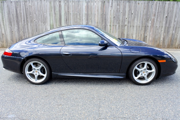 Used 2004 Porsche 911 Carrera 2 6-Spd Manual Used 2004 Porsche 911 Carrera 2 6-Spd Manual for sale  at Metro West Motorcars LLC in Shrewsbury MA 6