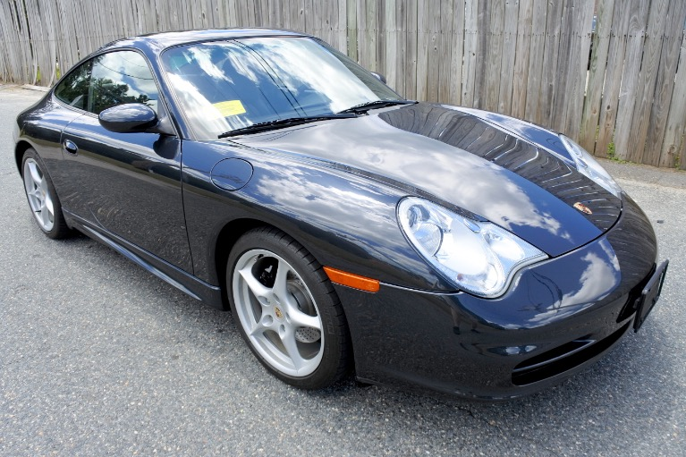 Used 2004 Porsche 911 Carrera 2 6-Spd Manual Used 2004 Porsche 911 Carrera 2 6-Spd Manual for sale  at Metro West Motorcars LLC in Shrewsbury MA 7